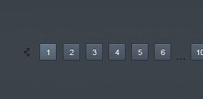 Dark Blue Pagination Design