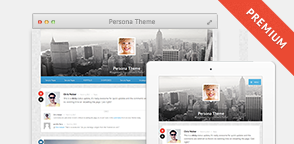 Responsive AJAX WordPress Theme